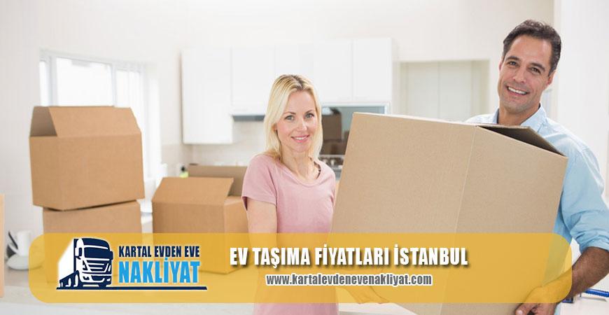 Ev Taşıma Fiyatları İstanbul