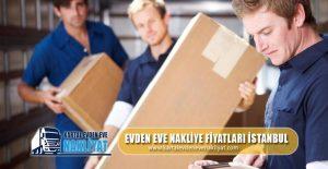 Evden Eve Nakliye Fiyatları İstanbul