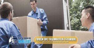 Evden Eve Taşımacılık İstanbul