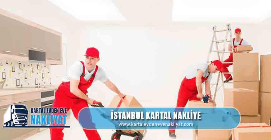 İstanbul Kartal Nakliye