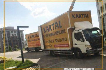 İstanbul Şehirler Arası Nakliyat